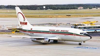 CN-RMK - Royal Air Maroc Boeing 737-200