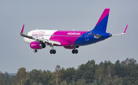 HA-LYS - Wizz Air Airbus A320 aircraft