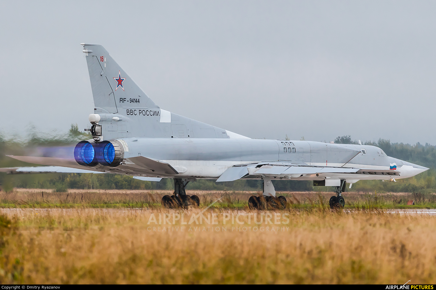 Russia - Air Force RF-94144 aircraft at Undisclosed Location