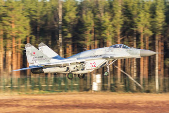 RF-93699 - Russia - Air Force Mikoyan-Gurevich MiG-29SMT