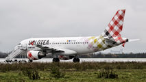 EI-FXP - Volotea Airlines Airbus A319 aircraft