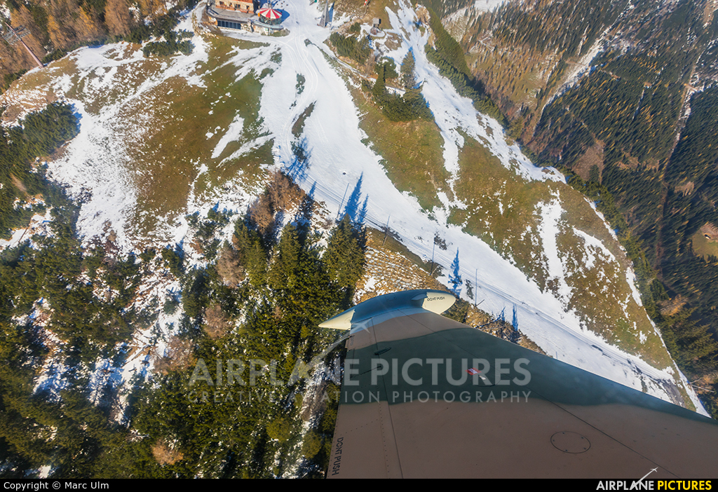 Private D-EMEO aircraft at In Flight - Austria