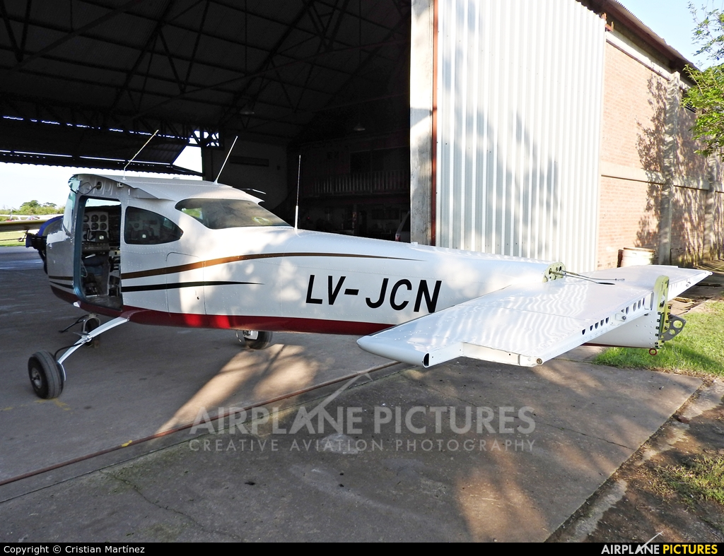 Private LV-JCN aircraft at Off Airport - Argentina
