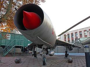 01 - Gomel regional museum of military glory Sukhoi Su-7BM