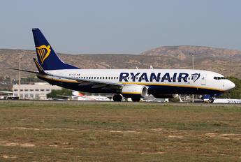 EI-FZI - Ryan Air Boeing 737-8AS
