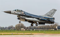 J-063 - Netherlands - Air Force General Dynamics F-16A Fighting Falcon aircraft