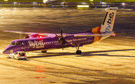 G-FLBD - Flybe de Havilland Canada DHC-8-400Q / Bombardier Q400 aircraft