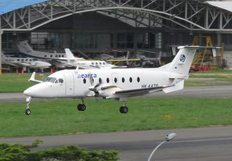 HK-4476 - Searca Beechcraft 1900D Airliner