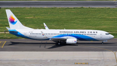 B-1590 - Donghai Airlines Boeing 737-800