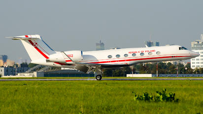 0002 - Poland - Government Gulfstream Aerospace G-V, G-V-SP, G500, G550