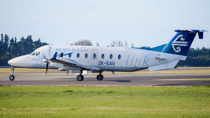 ZK-EAO - Air New Zealand Link - Eagle Airways Beechcraft 1900D Airliner