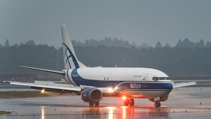 VQ-BVF - Air Bridge Cargo Boeing 737-400F