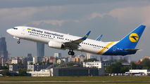 UR-PSC - Ukraine International Airlines Boeing 737-800 aircraft