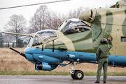 6W-HCB - Senegal - Government Mil Mi-24V aircraft