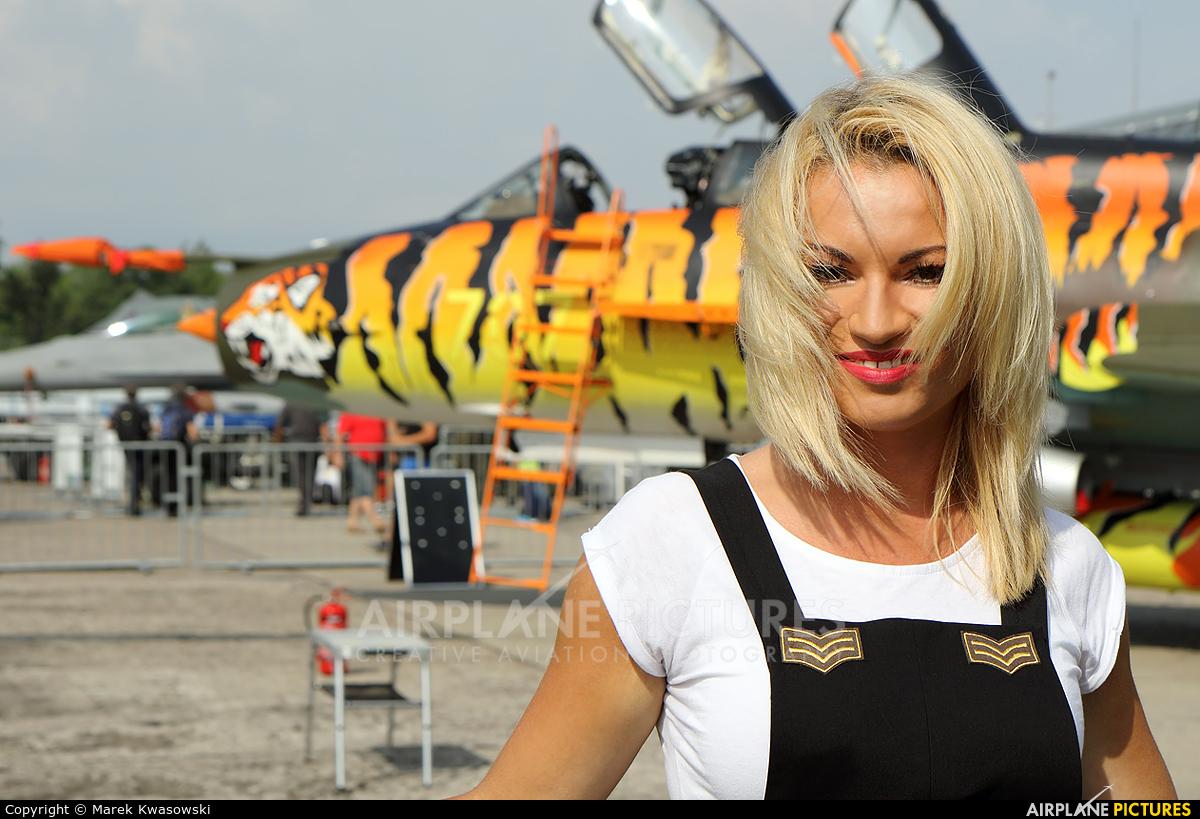 - Aviation Glamour  aircraft at Radom - Sadków