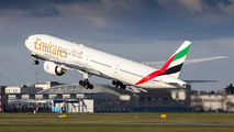 A6-ENR - Emirates Airlines Boeing 777-300ER aircraft