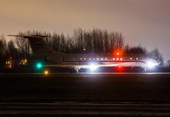 RA-65689 - Russia - Air Force Tupolev Tu-134A