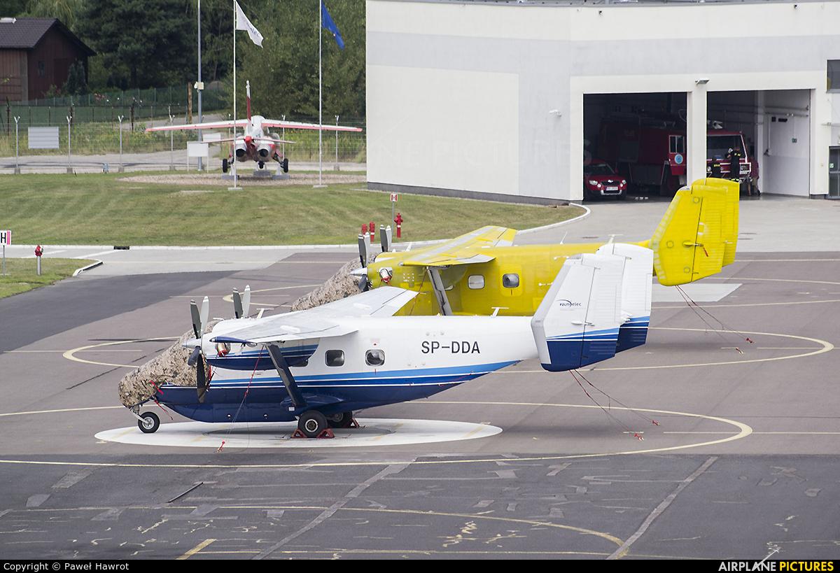 PZL Mielec SP-DDA aircraft at Mielec