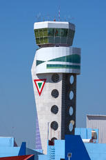 - - Mexico - Air Force - Airport Overview - Control Tower