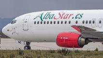 EC-LNC - AlbaStar Boeing 737-400 aircraft