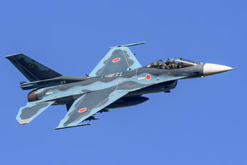 43-8528 - Japan - Air Self Defence Force Mitsubishi F-2 A/B
