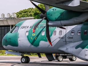2805 - Brazil - Air Force Casa C-105A Amazonas