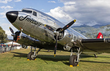 N431HM - Mathys Aviation Douglas DC-3