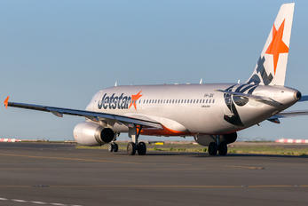 VH-JQX - Jetstar Airways Airbus A320