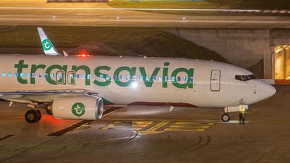 F-GZHY - Transavia France Boeing 737-8K2