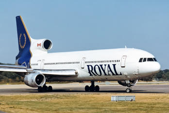 C-FTNI - Royal Aviation Lockheed L-1011-100 TriStar