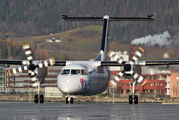 LN-FVA - FlyViking de Havilland Canada DHC-8-100 Dash 8 aircraft