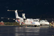 LN-FVB - FlyViking de Havilland Canada DHC-8-100 Dash 8 aircraft