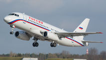 RA-89040 - Rossiya Special Flight Detachment Sukhoi Superjet 100 aircraft