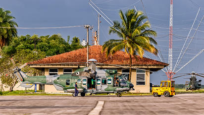 8519 - Brazil - Air Force Eurocopter EC-725/H-36 Caracal