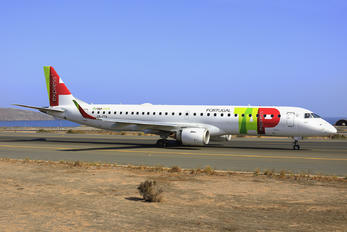 CS-TTX - TAP Express Embraer ERJ-195 (190-200)