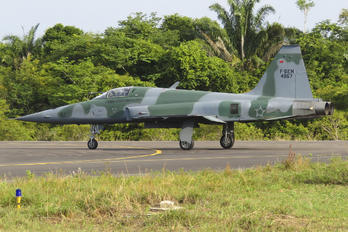 FAB4867 - Brazil - Air Force Northrop F-5EM Tiger II