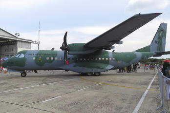 FAB2805 - Brazil - Air Force Casa C-105A Amazonas