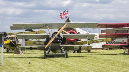 OK-TAV58 - Germany - Imperial Air Force (WW1) Fokker DR.1 Triplane (replica)