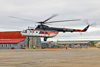 RA-25166 - Naryan-Mar Aviation Mil Mi-8T