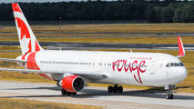 C-GHPE - Air Canada Rouge Boeing 767-300 aircraft