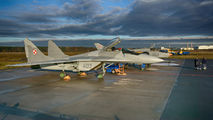 4122 - Poland - Air Force Mikoyan-Gurevich MiG-29G aircraft