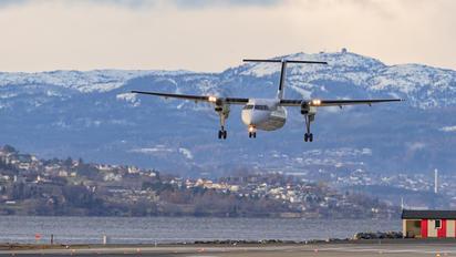 LN-WIL - Widerøe de Havilland Canada DHC-8-100 Dash 8