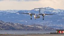 LN-WIL - Widerøe de Havilland Canada DHC-8-100 Dash 8 aircraft