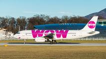 LZ-MDC - WOW Air Airbus A320 aircraft