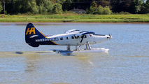 C-FHAS - Harbour Air de Havilland Canada DHC-3 Otter aircraft