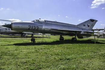 2133 - Czech - Air Force Mikoyan-Gurevich MiG-21R