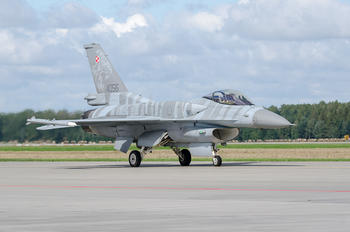4056 - Poland - Air Force General Dynamics F-16C Block 52+ Fighting Falcon