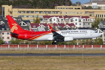 B-1478 - Shenzhen Airlines Boeing 737-800
