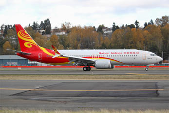 B-1390 - Hainan Airlines Boeing 737-8 MAX