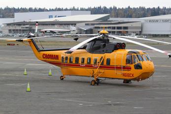 N618CK - Croman Corp Sikorsky S-61N